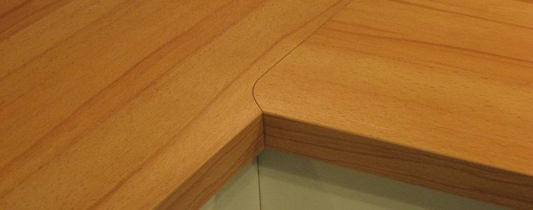 Küchenarbeitsplatten (Kanten versiegeln, abdichten)