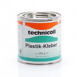 Plastik-Kleber