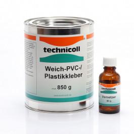 Weich-PVC-/Plastikkleber inkl. Vernetzer