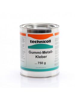 Gummi-Metall-Kleber
