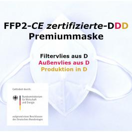 FFP2 Premium Atemschutzmaske