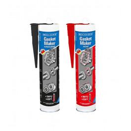 Gasket Maker in Schwarz + Rot
