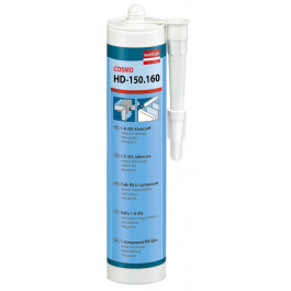 1-K transparenter Montage-Klebstoff - COSMO HD-150.160