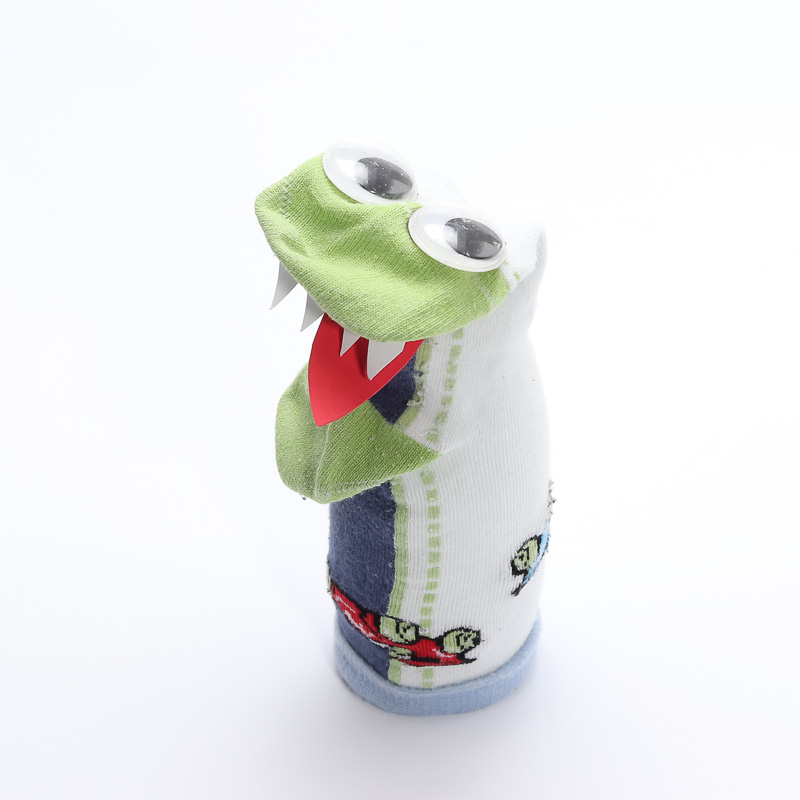 Sockenmonster geklebt mit technicoll 9188